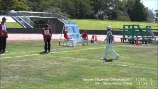 2012社会人大会 札幌市役所クラブ(北海道) vs 新日鉄君津(千葉)