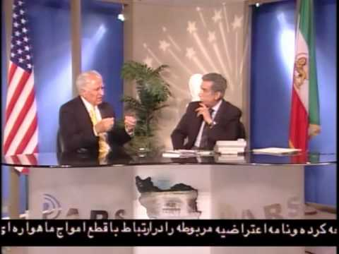 Farid Khavari interview on PARS tv - Part 2