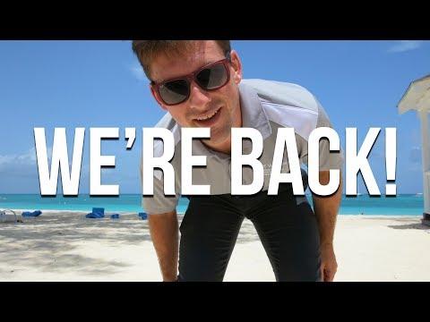 WE'RE BACK! | Season 2 | Vlog 1