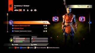 Dragon Age: Inquisition My Top 5 Best Unique Armor