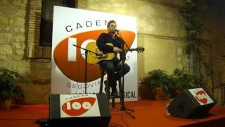 Cadena 100 Segovia (102.1 FM). Manu Carrasco y La Musicalité ( La Floresta) 30/11/2011 (8)