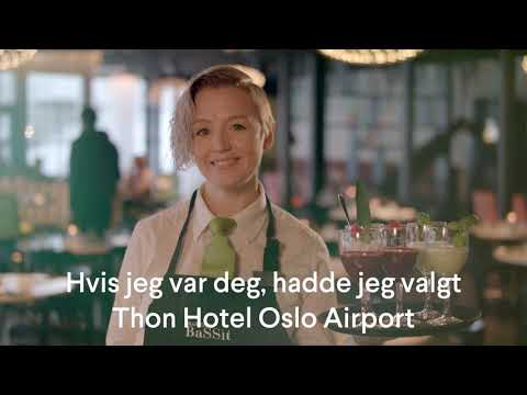 Thon Tester Oslo Airport