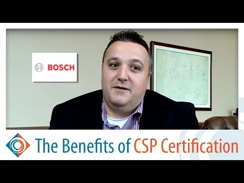The Benefits Of CSP Certification
