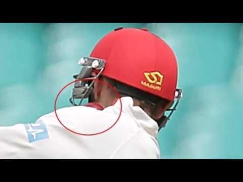 Phil Hughes Australian batsman hit on head in Sydney