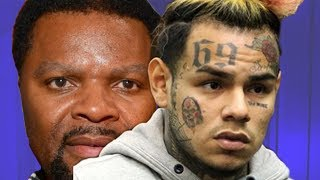 j prince goes off on tekashi 69 for being a lying rat on election day claiming he robbed rap a lot