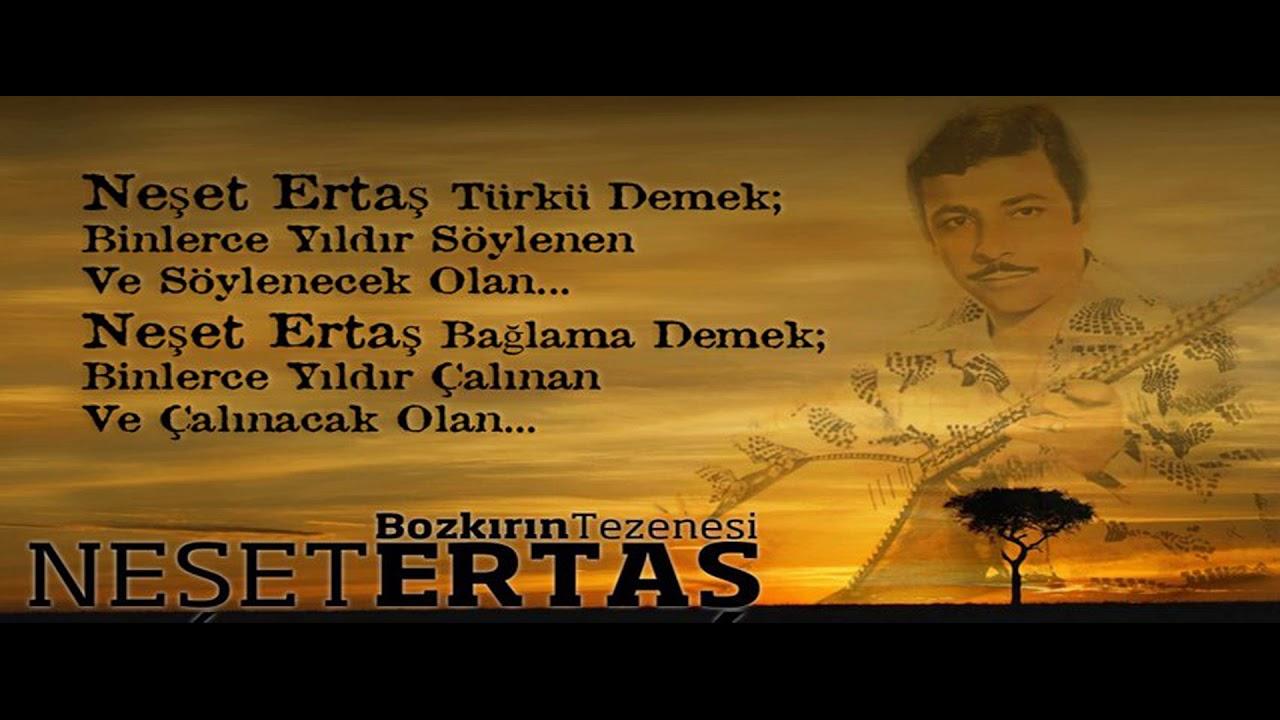 NEŞET ERTAŞ - FİDAYDA (YENİ)