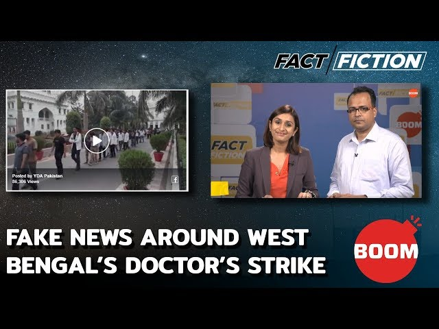 Fact Vs Fiction: Fake News Around West Bengal's Doctor's Strike
