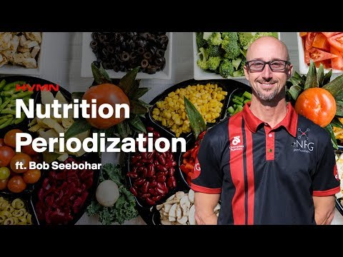 Boost Metabolism: Why Cycling Your Diet Is Key ft. Bob Seebohar || #102