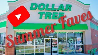 *SUMMER FAVORITES *| DOLLAR TREE All Time Summer Favorites