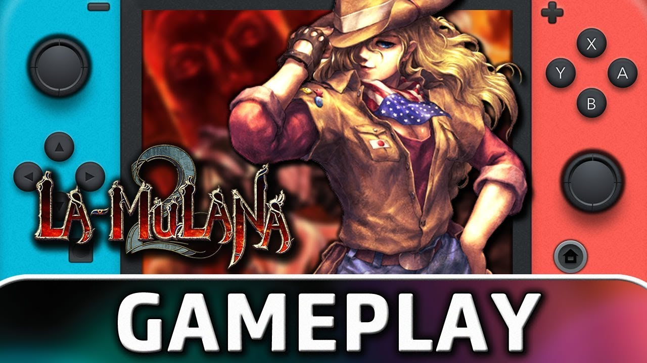 La-Mulana 2 | First 15 Minutes on Nintendo Switch