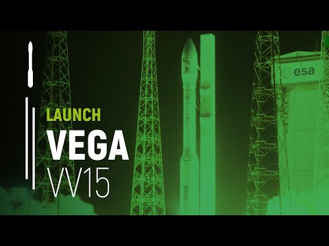 Arianespace Flight VV15  FalconEye1 (EN) July 10, 2019