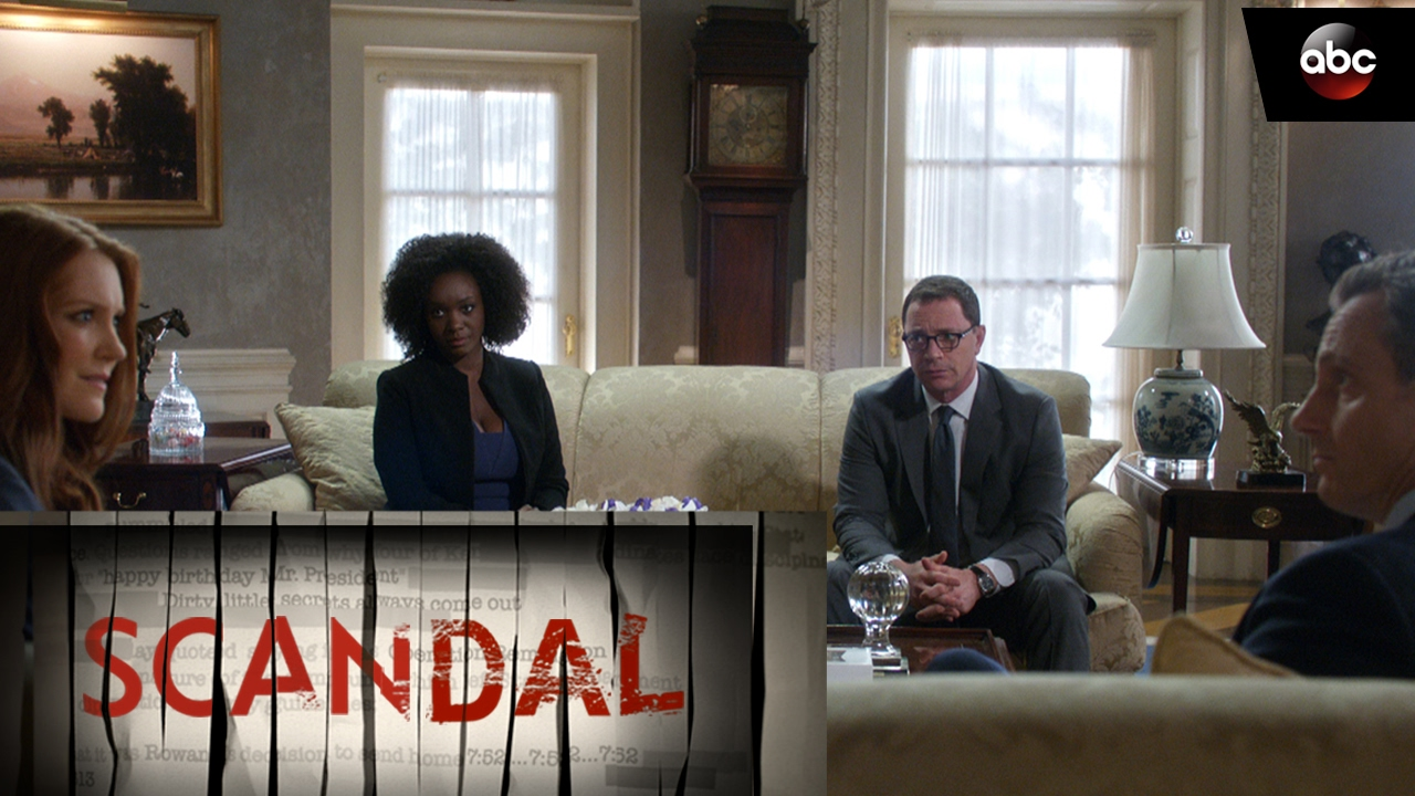 'Scandal' Ending With Season 7 As ABC Chief Confirms Destiny Of Shonda Rhimes' Drama Series
