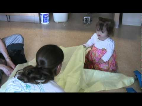 Movement Therapy Mattel Childen's Hospital UCLA