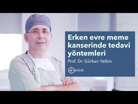 Erken evre meme kanseri nasıl teşhis edilir, tedavi süreci nasıldır? - Prof. Dr. Gürkan Yetkin