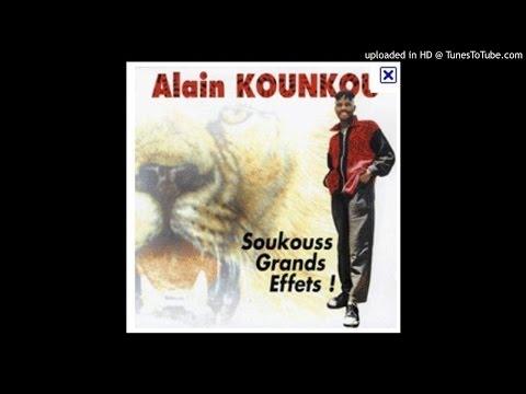 Alain Kounkou/Guitarist Dally Kimoko: Missile (1997)