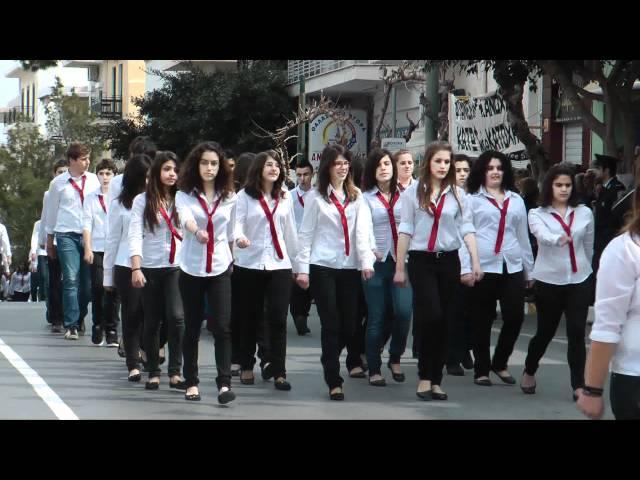Παρέλαση 25ης Μαρτίου 2012