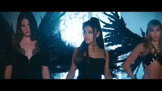 Ariana Grande - Dont call me angel ft. Miley Cyrus & Lana Del Rey (Official Trailer Video)