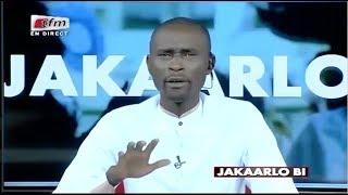REPLAY - Jakaarlo Bi - Invités : ABDOUL KHADRE AGNE & KAROUNGA KAMARA - 14 Septembre 2018 - Partie 1