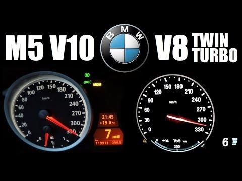 Is New Always Better? BMW E60 M5 Vs F10 M5 Vs F90 M5 - V8 Vs V10