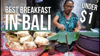 Download Video THE BEST BREAKFAST IN BALI UNDER $1 | Gado Gado MP3 3GP MP4