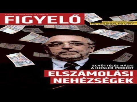 אנדרש הייסלר ראש הקהילה היהודית מדבר על אנטישמיות בהונגריה