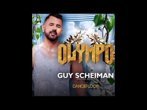 Dance Floor's  'Olympo' Party Mexico City Mixed By Guy Scheiman