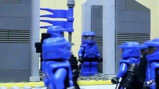 Лего мультик войнушка