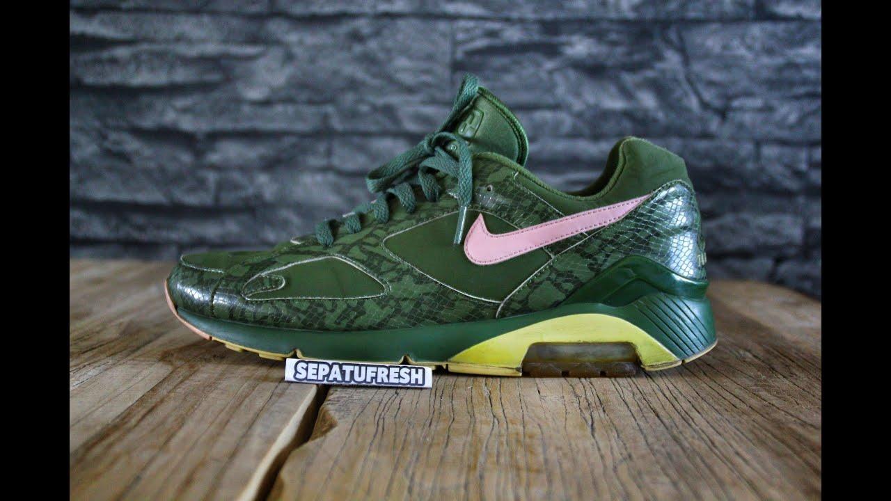 pick up ed76d 72e5b Nike Air 180