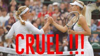 When Sabine Lisicki faces Maria Sharapova