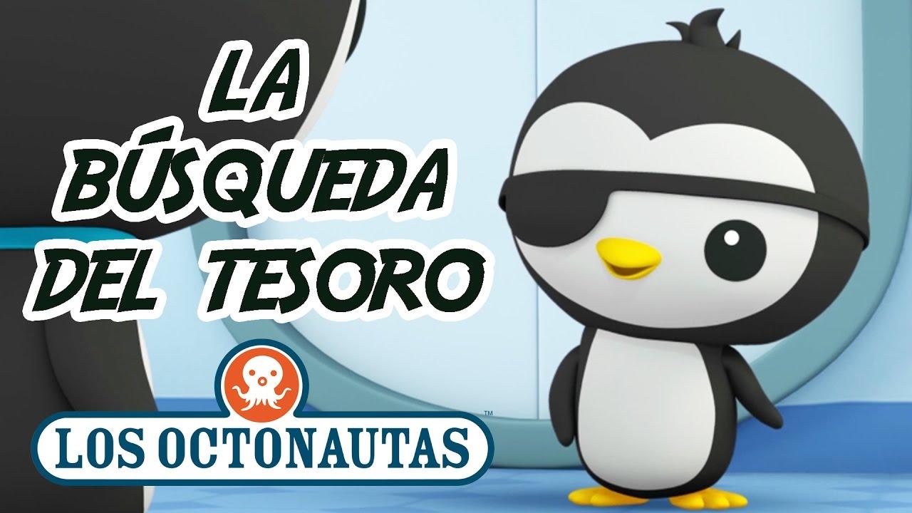 Los Octonautas Oficial en Español - La Búsqueda del Tesoro | Aventuras de Piratas