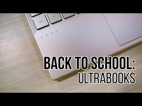 Back to School Guide - Ultrabooks
