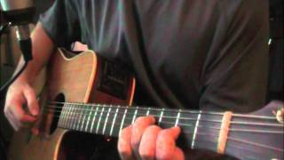 (Guitar Lesson) Sunset Soon Forgotten by Iron & Wine