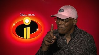 You Can (Sort Of) Thank Samuel L. Jackson for 'Incredibles 2'