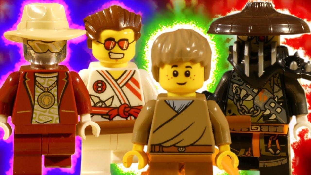 LEGO NINJAGO HUNTED PART 1 - COMING TOMORROW - THE HUNT BEGINS