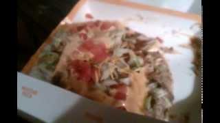 Pretty Damn Good Taco Bell Pizza For A Buck!