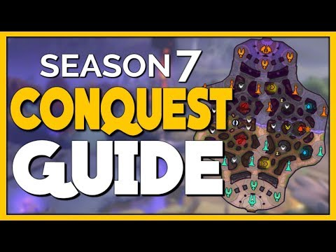 The No BS Guide To Conquest In SMITE Season 7!