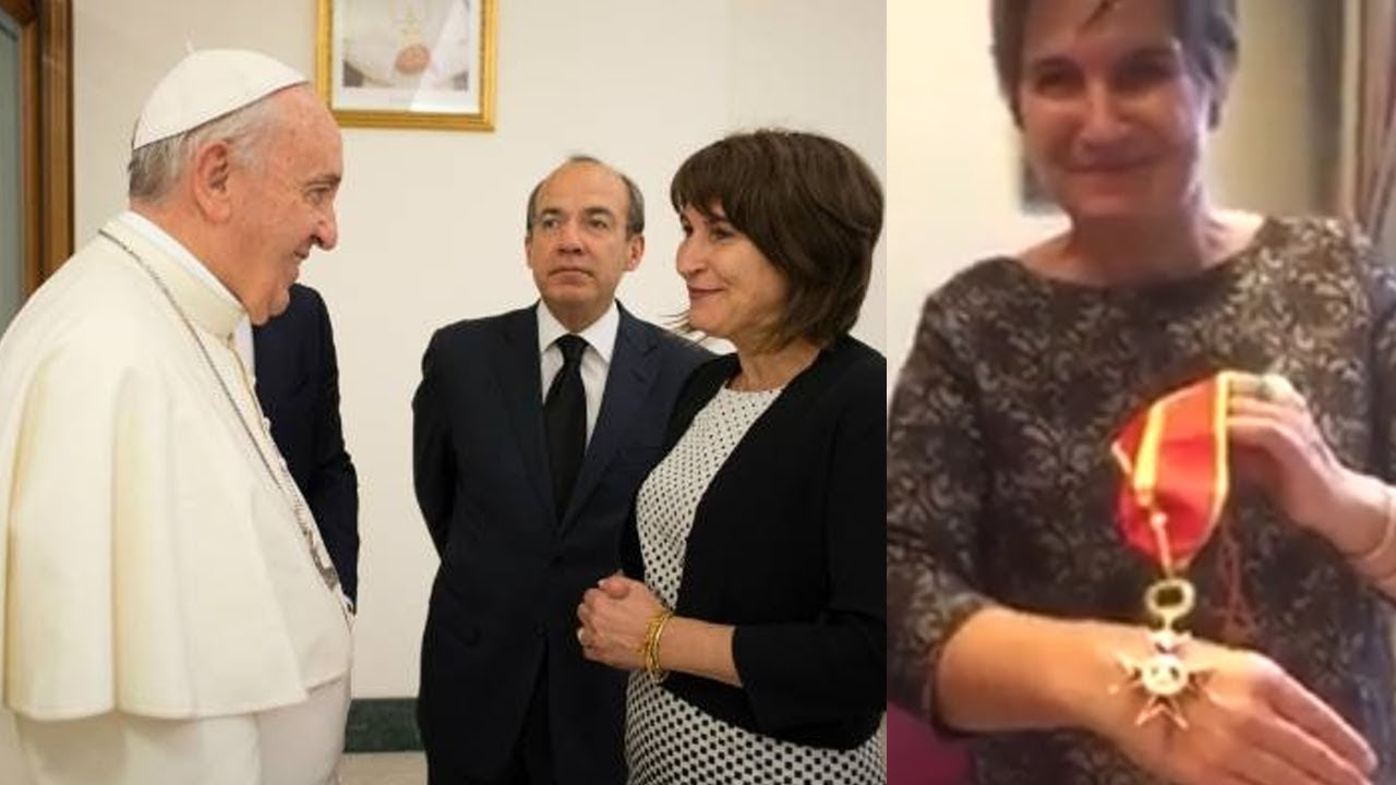 Dutch Pro-Abortion Activist Lilianne Ploumen Gets Medal From Pope Francis