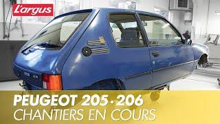 Ma Peugeot rénovée (saison 4) : en direct de l'atelier thumbnail