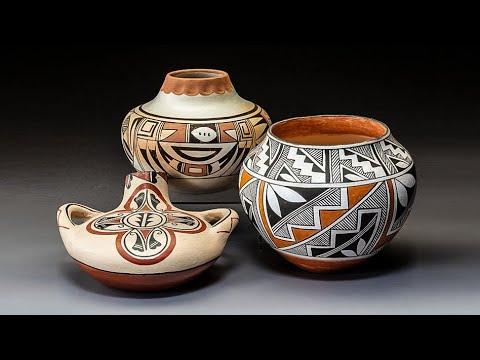 Beautiful Native American Pottery