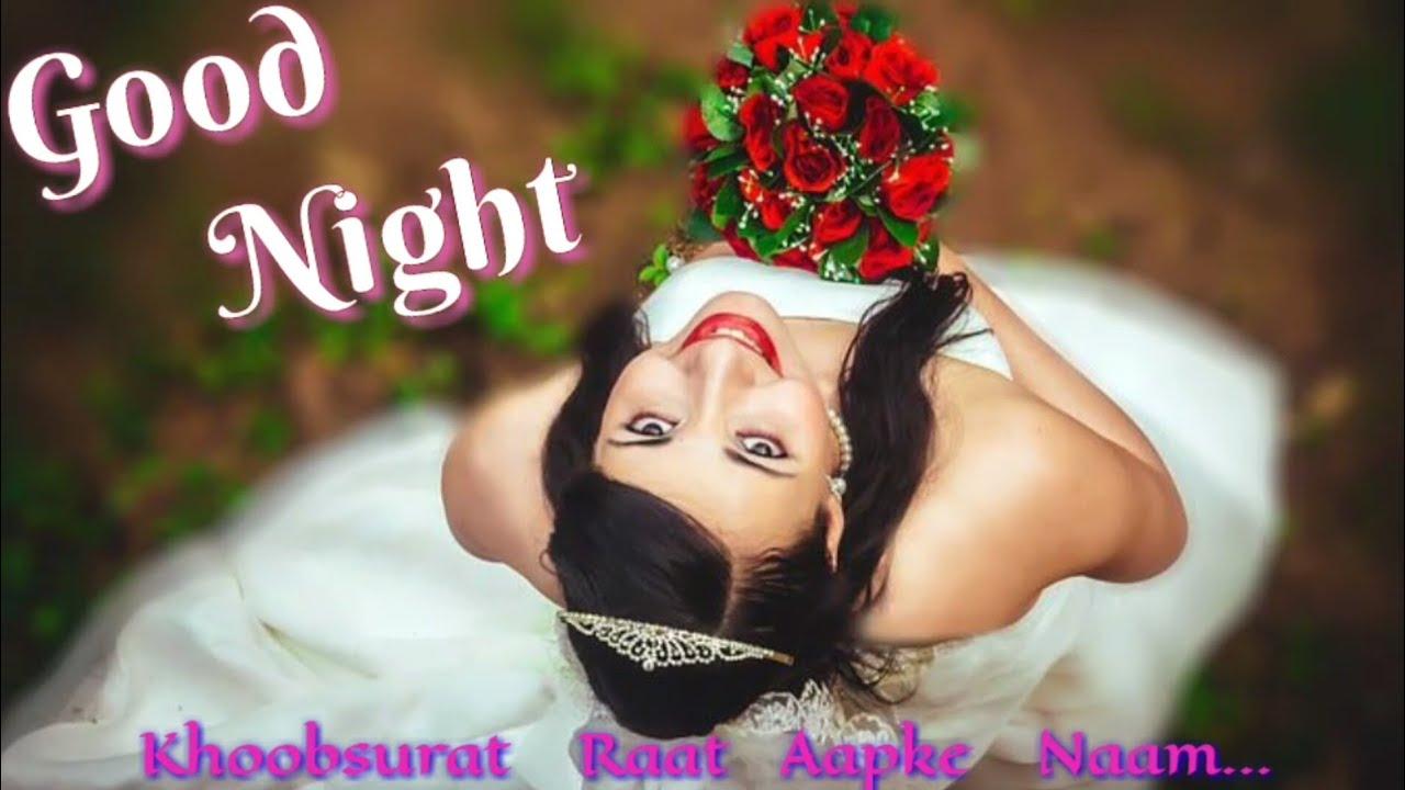 Good Night Videoromantic Good Night Status Video Sunday Night
