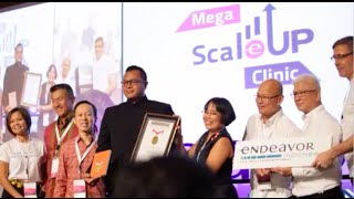 Endeavor Indonesia Mega Scale-Up Clinic (March 2016)