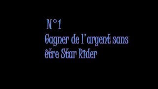 || Star Stable || [ Trucs et Astuces n°1] Gagner de l'argent sans être Star Rider
