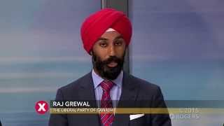 Brampton East Debate - Canadian Federal Elections 2015 - The Local Campaign, Rogers TV