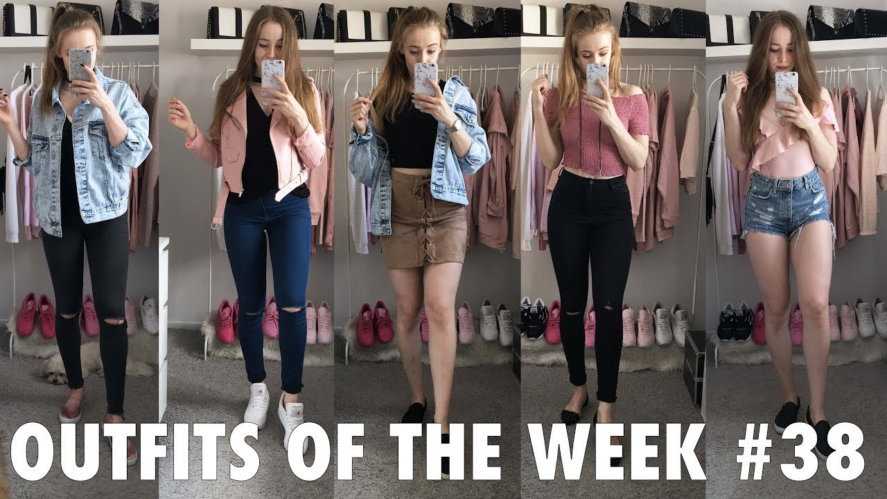 OUTFITS OF THE WEEK #38