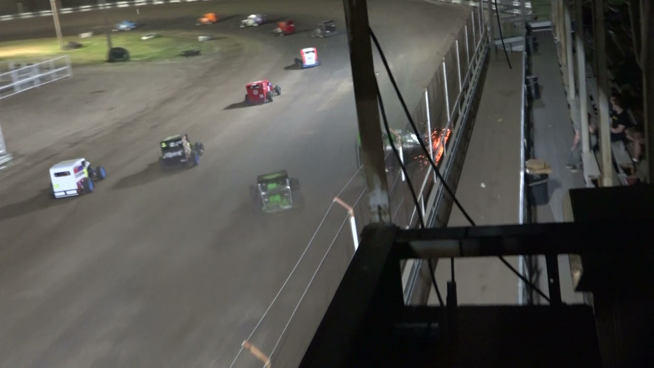 Phillips County Raceway | Riverside Rumble | Jesse Taylor Dwarf Car Wreck | 07.02.21 |