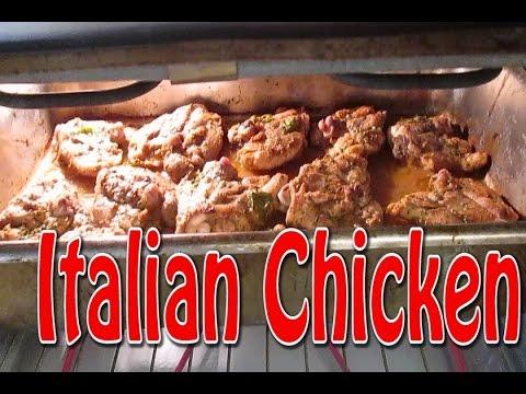 Italian Chicken!