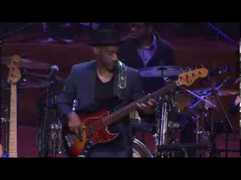 Marcus Miller | Metropole Orkest | Edison Jazz/World Awards 2013