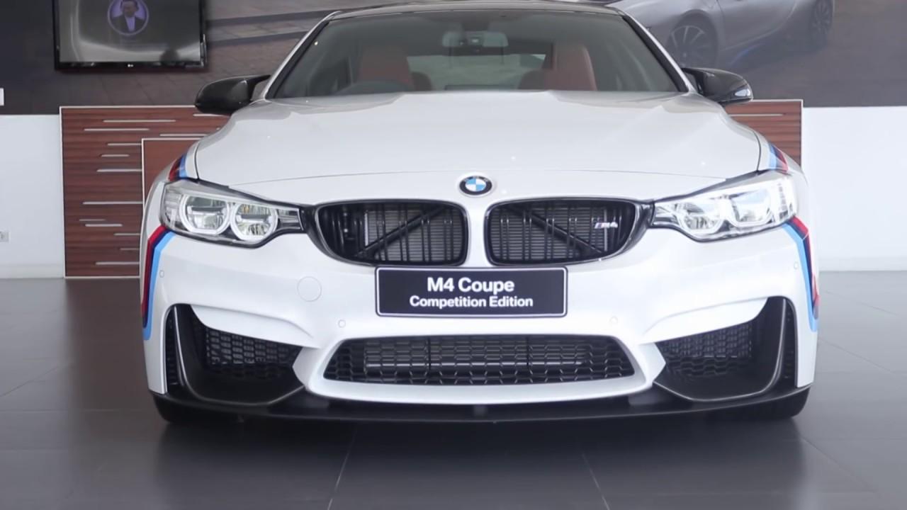 [Video Launch] BMW M4 GTS เปิดตัวลุยตลาดเมืองไทย ค่าตัวเฉียด 14 ล้านบาท