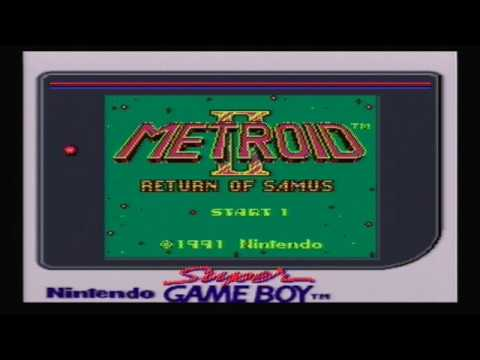 SGB Review - Metroid 2: Return of Samus
