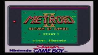 SGB Review - Metroid 2: Return of Samus